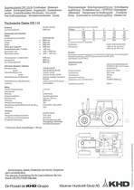 DEUTZ-FAHR DX 110