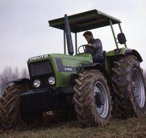 [Deutz] trattore D 7807 prove in campo