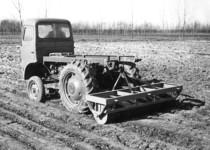 Samecar Agricolo con rullo