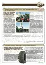 Agroferti Tractores presenta los tractores SAME , Lamborghini y Deutz-Fahr en Jerz de la Frontera