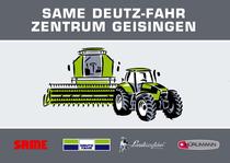 Same Deutz-Fahr Zentrum Geisingen
