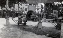 Concessionario Di Nardo - Stand ed esposizione trattori SAME