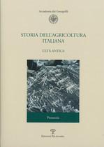 FORNI Gaetano, MARCONE Arnaldo, Storia dell'agricoltura italiana. vol. 1 - L'età antica. 1 - Preistoria, Firenze, Edizioni Polistampa, 2002