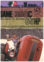 Same 360 C - 65 HP