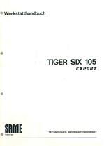 TRIDENT 130 EXPORT - Werkstatthandbuch