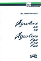 AGROLUX 60-70-F 60-F 70-F 80 - Uso y Mantenimiento
