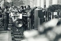 Stabilimento Same - Linea di montaggio motori a V