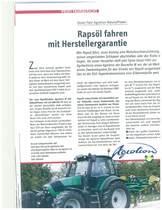 Raspol fahren mit Herstellergarantie