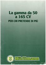 La gamma da 50 a 165 cv - Per chi pretende di più