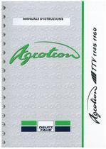 AGROTRON TTV 1145-1160 - Uso e manutenzione