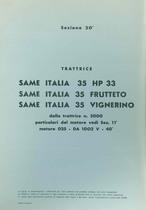 Sez. 20 - ITALIA 35 hp 33-ITALIA 35 FRUTTETO-ITALIA 35 VIGNERINO