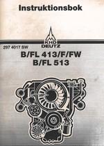 B/FL 413/F/FW - B/FL 513 - Instruktionsbok