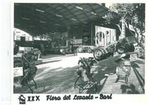 XXX Fiera del Levante (Bari) - Visione laterale dello stand Same