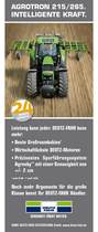 AGROTRON 215/265 / Intelligente Kraft