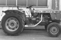 Trattore SAME Ariete T a 2 ruote motrici