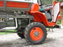 [SAME] Samecar agricolo a restauro completato