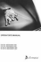 R3 95 TB ->ZKDCR10200TL10001 - R3 95 TB ->ZKDCR90200TL10001 - R3 105 TB ->ZKDCR50200TL10001 - R3 105 TB ->ZKDCS30200TL10001 - Operator's manual