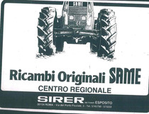 Ricambi Originali Same