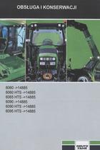 6060 ->14885 - 6060 HTS ->14885 - 6065 HTS ->14885 - 6090 ->14885 - 6090 HTS ->14885 - 6095 HTS ->14885 - Obsluga i konserwacji