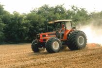 Prove in campo di alcuni modelli di trattori SAME in Piemonte