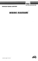 WIRING DIAGRAMS AGROTRON 4.70 - AGROTRON 4.80 - AGROTRON 4.85 - AGROTRON 4.90 - AGROTRON 4.95 - AGROTRON 6.00 - AGROTRON 6.05 - AGROTRON 6.15 - AGROTRON 6.20 - AGROTRON 6.30 - AGROTRON 6.45 - Workshop manual