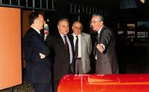 Conferenza stampa relativa all'acquisizione del marchio Deutz-Fahr