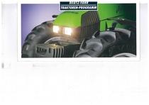 Deutz -Fahr Traktoren - Programm
