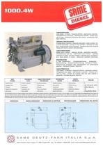 Motore 1000.4 W