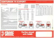 CENTURION 75 EXPORT