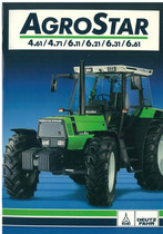 AGROSTAR 4.61 - 4.71 - 6.11 - 6.21 - 6.31 - 6.61