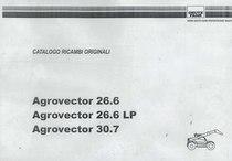 AGROVECTOR 26.6-30.7 - Catalogo Parti di Ricambio
