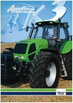 AGROTRON 230 - 260 MK 3