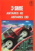 ANTARES 110 - 130