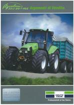 AGROTRON MK3 80-165 - Professionisti al tuo fianco