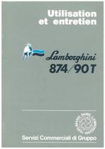 874/90 T - Utilisation et Entretien
