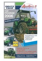 Top Programm 2006 AGROTRON K 90 - 100 - 110 - 120