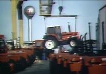 Lo stabilimento SAME e il ciclo produttivo del trattore