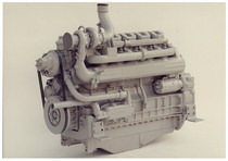 Motore ADIM Serie 1000 W 6 cilindri T