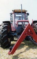 """[SAME] trattore Explorer II 80 Export con cofano ribassato """"alta visibilità"""""""