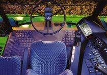 [Deutz-Fahr] particolare delle cabine dei modelli delle mietitrebbie 5670 H/HTS, 5680 H/HTS, 5690 HTS