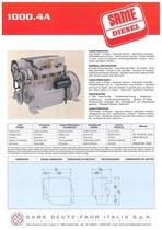 Motore 1000.4 A
