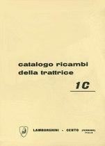 1 C - Catalogo Parti di Ricambio