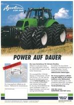 AGROTRON 230 - 260 Power auf dauer