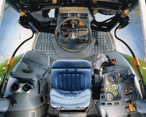 [Deutz-Fahr] dettagli cabina trattore Agrotron gamma 160-175-200