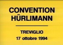 Convention Hürlimann - EIMA