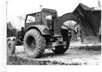Trattore SAME Ariete - Versione industriale per cava