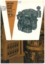Motore Diesel Same 954 V