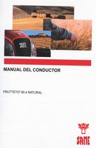 FRUTTETO³ 80.4 NATURAL - Manual del conductor