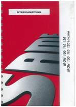 IRON 100-110-120 - Hi-LINE - Betriebsanleitung