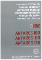 ANTARES 100 -110 -130 - Workshop Manual